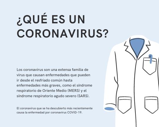 Azul Claro Preguntas Frecuentes sobre COVID-19 Información General Publicación de Facebook (1)